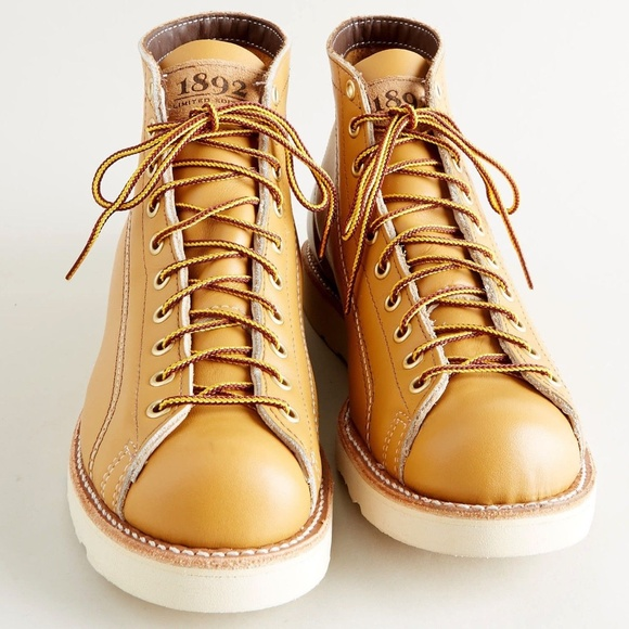 c4ca8092647 Thorogood 1892 Portage limited edition Boots